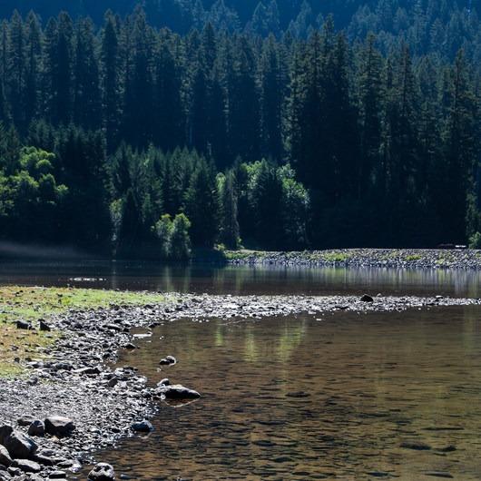 Carmen Diversion Reservoir