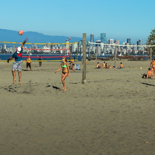 Spanish Banks Beach