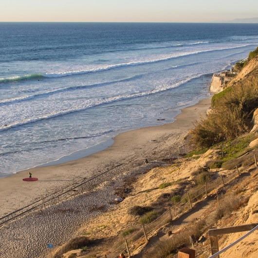 Leucadia State Beach/Beacon's Beach