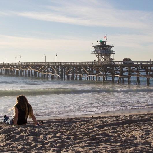 San Clemente City Beach + Pier