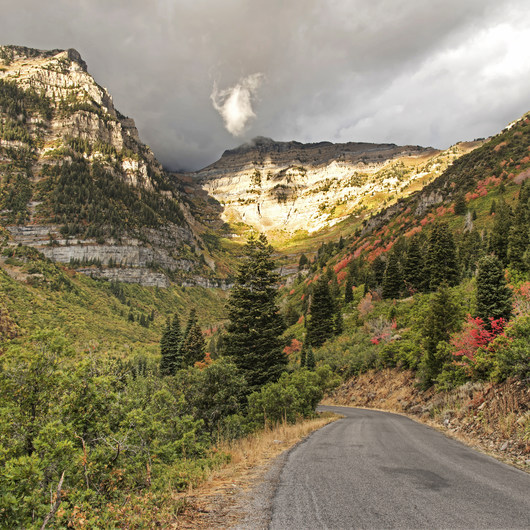 Alpine Loop Scenic Drive