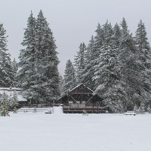 Wolverton Meadow Snowplay Area