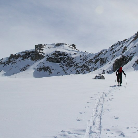 Winter Alta Backcountry Ski