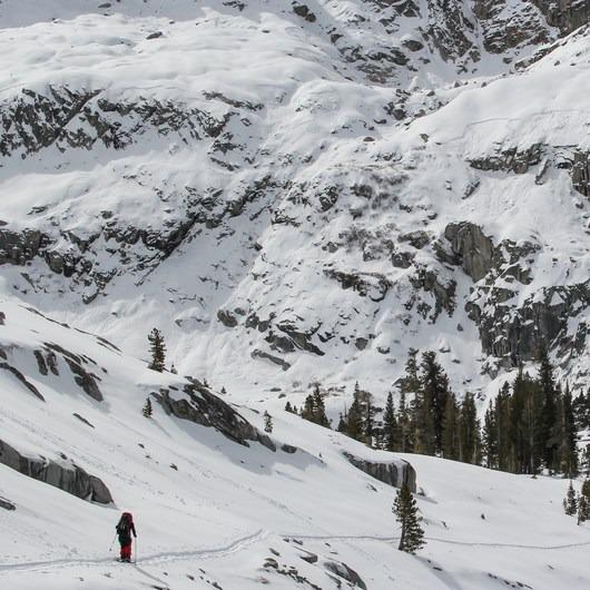 Wolverton to Pear Lake Ski Hut