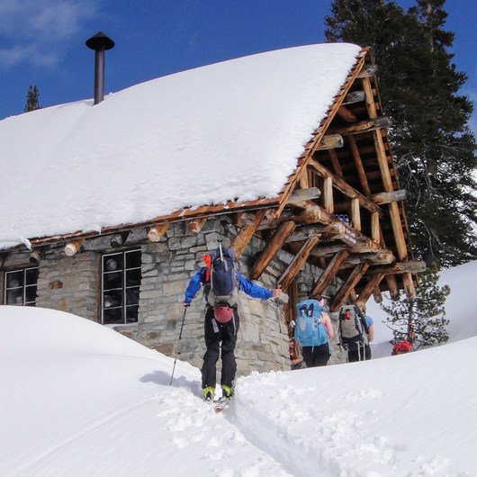 Pear Lake Ski Hut