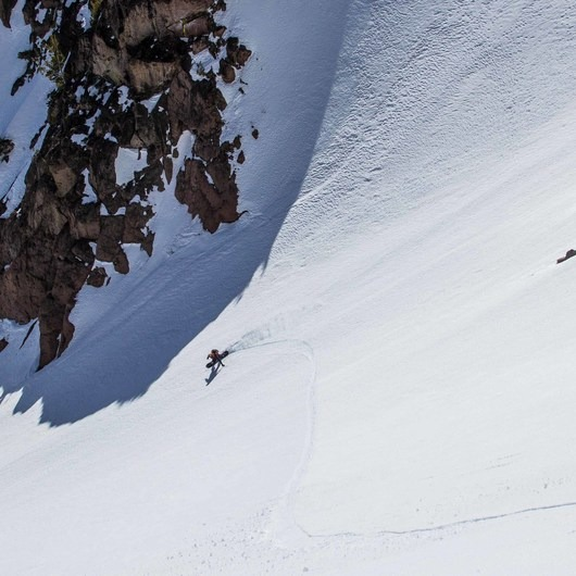Lassen Peak: Southeast Chutes Backcountry Ski