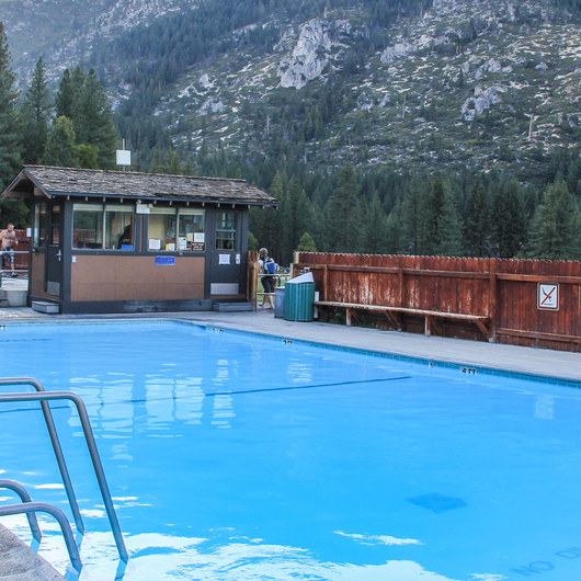 Grover Hot Springs