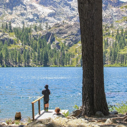 Sardine Lake Campground