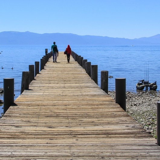 Tahoe State Recreation Area Campground