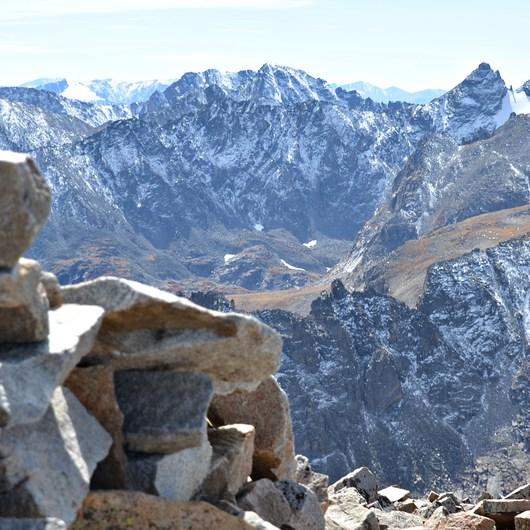 Mount Audubon Hike