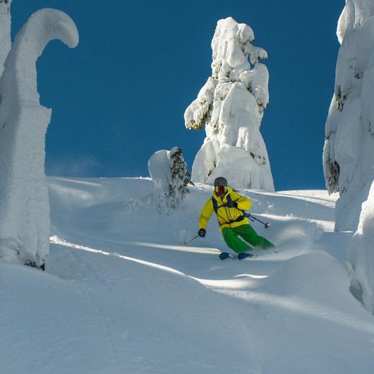 Todd Lake Ridge