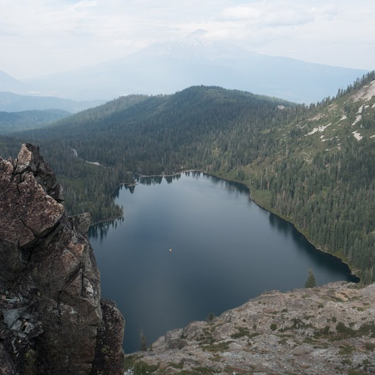 Castle Lake Overlook