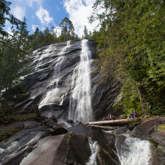Bridal Veil Falls, Washington