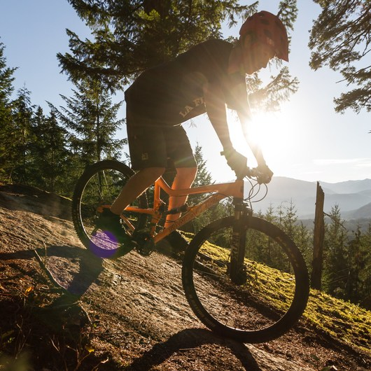 South Whistler Mountain Bike Trails: It's Business Time (Duncan's Trail)