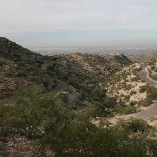Telegraph Pass Hike