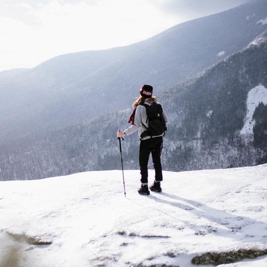 Table Rock Trail + Appalachian Trail Loop