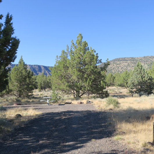 South Steens Campground