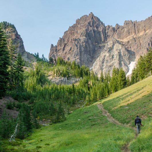 Canyon Creek Meadows