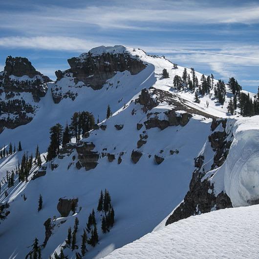 Castle Peak + Basin Peak