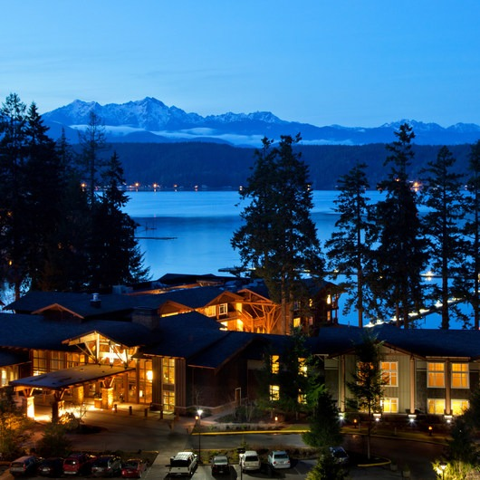 Alderbrook Resort + Spa