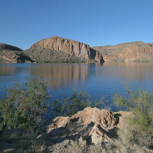Apache Trail Scenic Byway