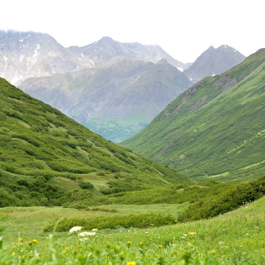 Crow Pass Trail Thru-Hike