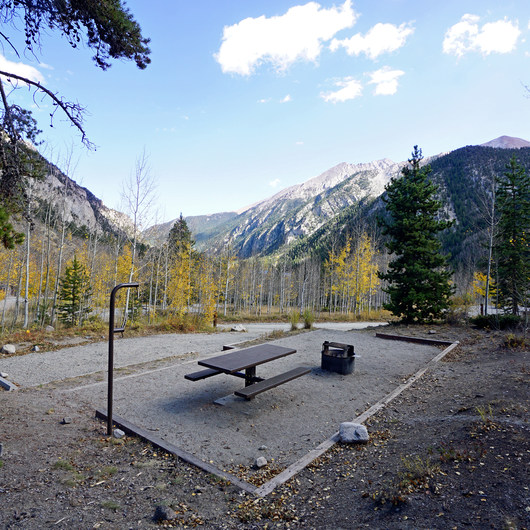 Cottonwood Lake Campground