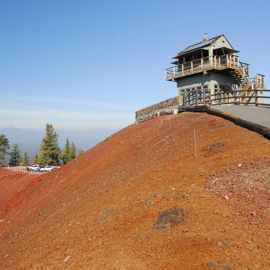 Lava Butte + Lookout Tower