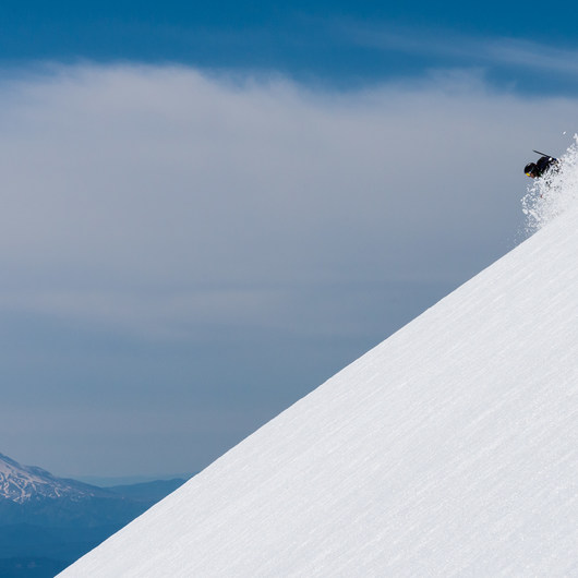 Mount Adams: Southwest Chutes