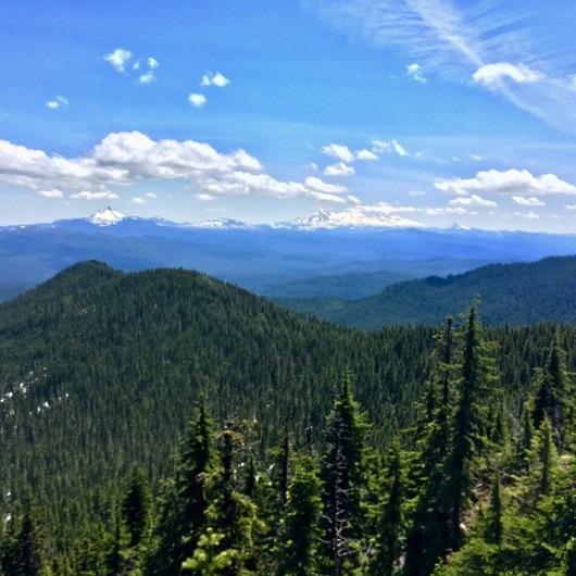 Crescent Mountain