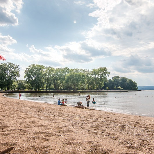 Croton Point Beach