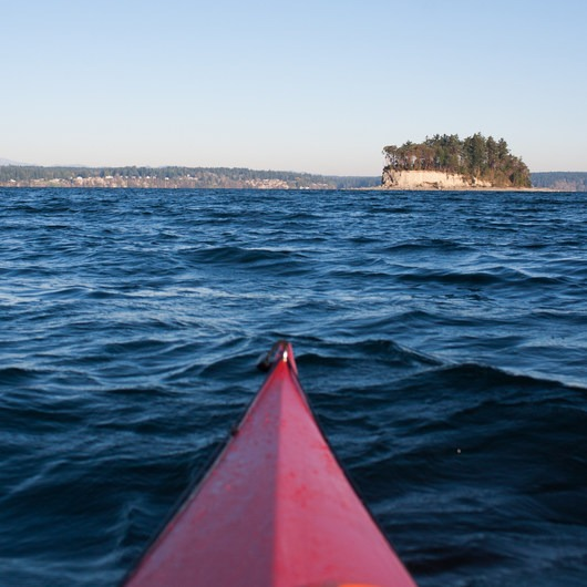Cutts Island Sea Kayaking