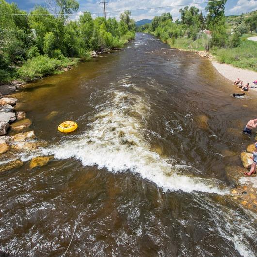 Yampa River, D-Hole