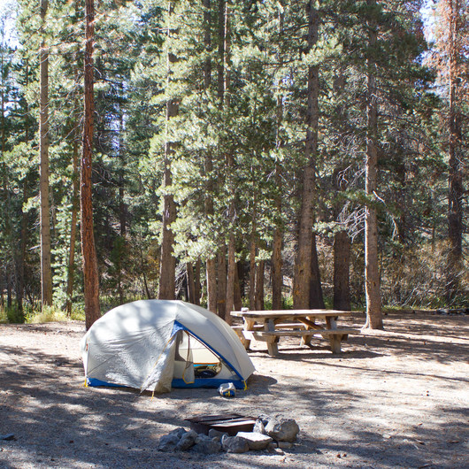 Upper Deadman Campground