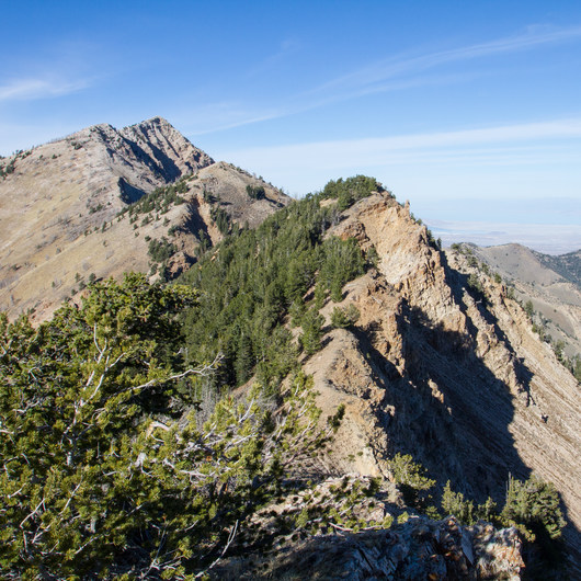 Deseret Peak Hike