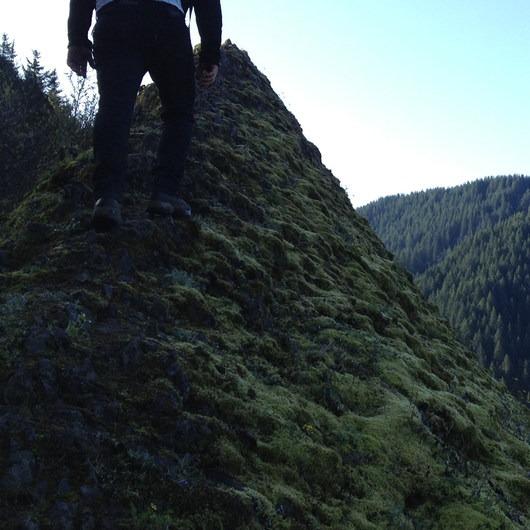Rock of Ages Loop via Horsetail Falls Trailhead