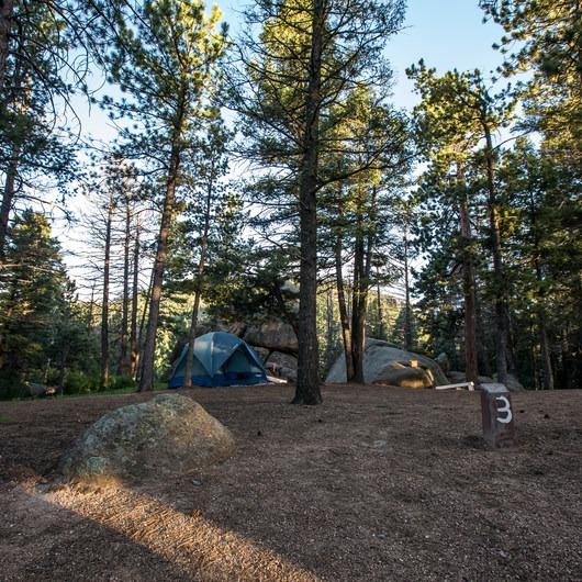 Devils Head Campground