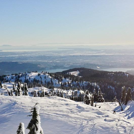 Mount Seymour Snowshoe