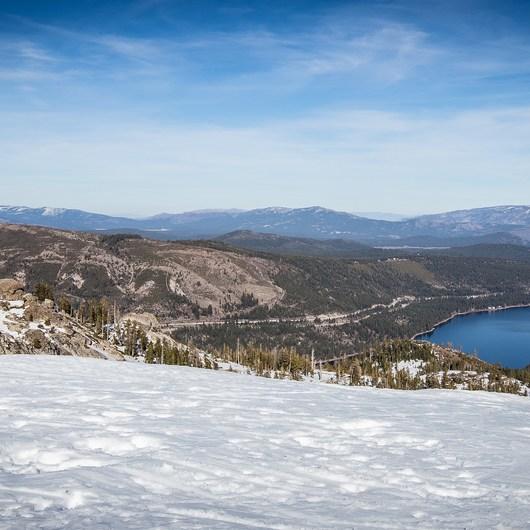 Donner Peak + Mount Judah