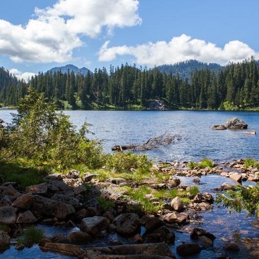 Bear + Deer Lakes