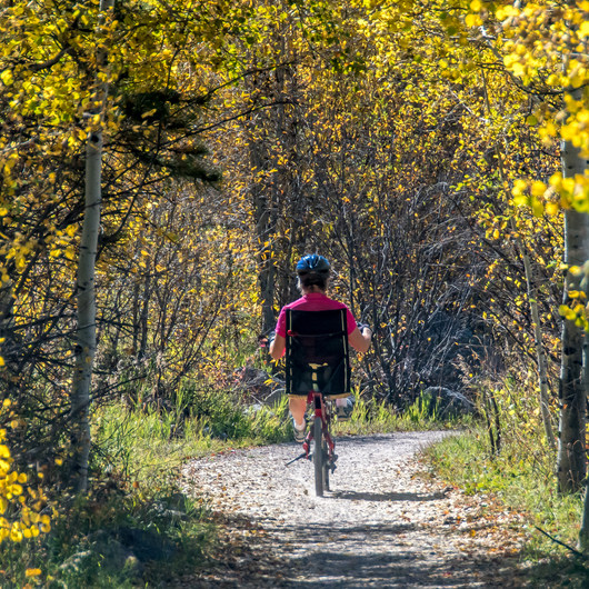 East of Aspen Bike Trail