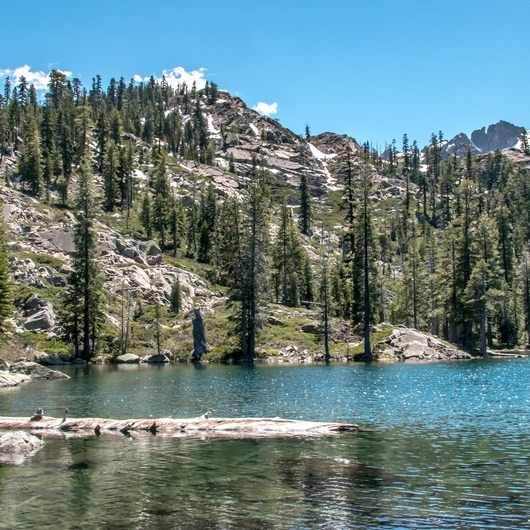 Volcano Lake Hike