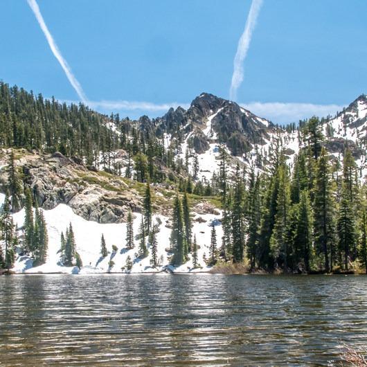 Tamrack Lakes Hike