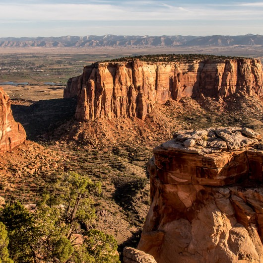 Monument Canyon Trail Hike