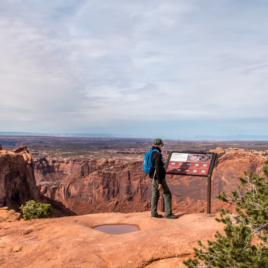 Upheaval Dome Hike