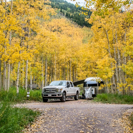 Maroon Creek Road Campgrounds