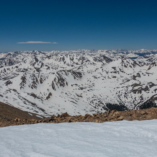 Mount Elbert East Ridge Hike