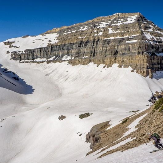 Mount Timpanogos Backcountry Tour