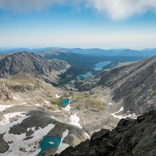South Arapaho Peak