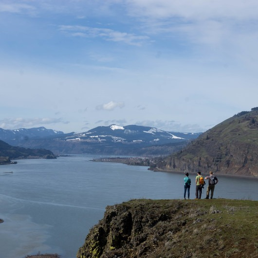 Gorge Towns to Trails: Connecting the Entire Columbia River Gorge